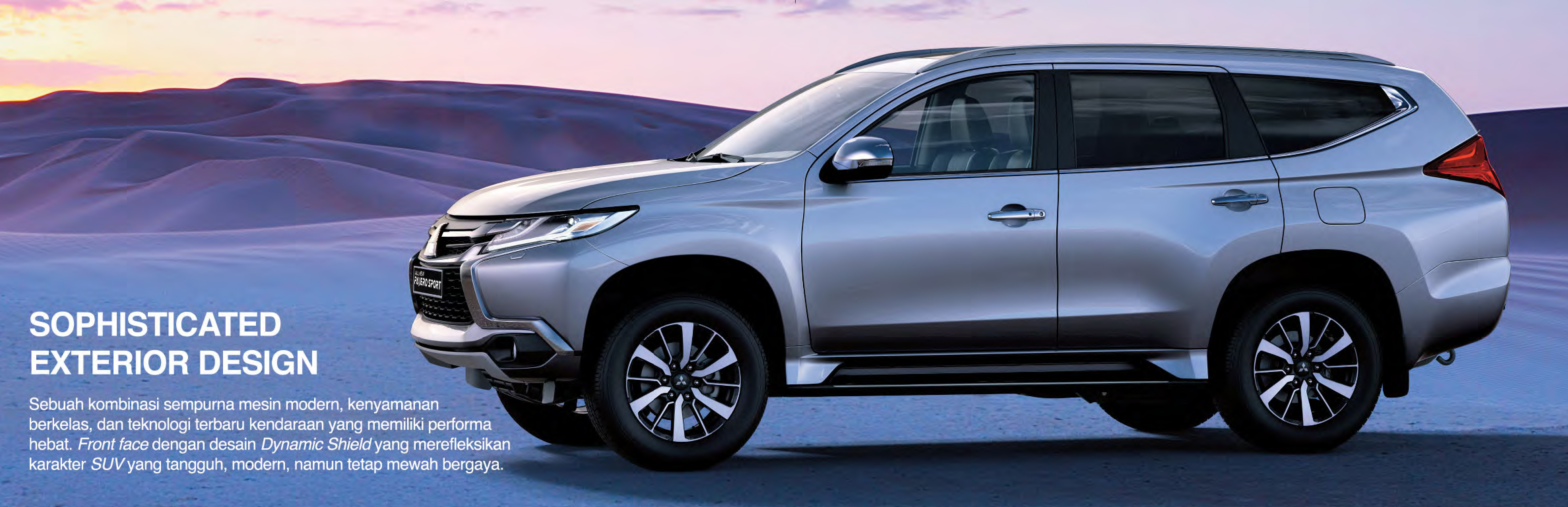 Pajero Sport 2018 Indonesia >> Suv Cars For Sale In The Philippines September 2017 | Autos Post