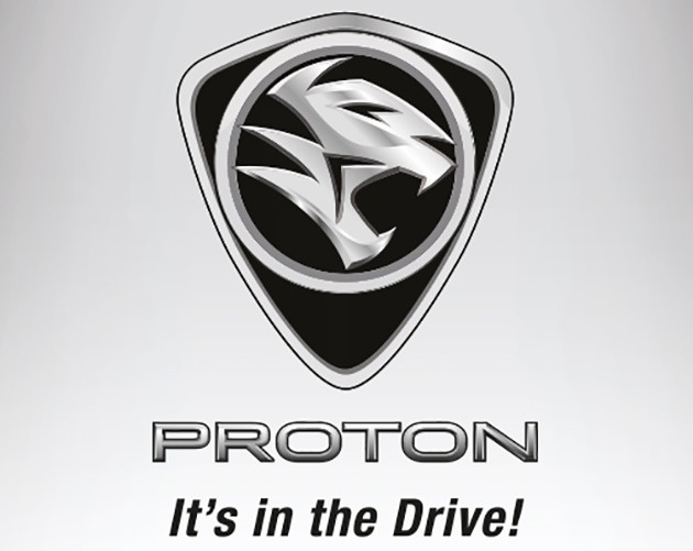 Proton Reveals New Logo And Quot It S In The Drive Quot Tagline