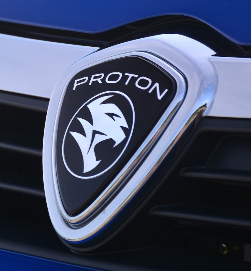 "Proton reveals new logo and ""It's in the Drive!"" tagline Image #442361"