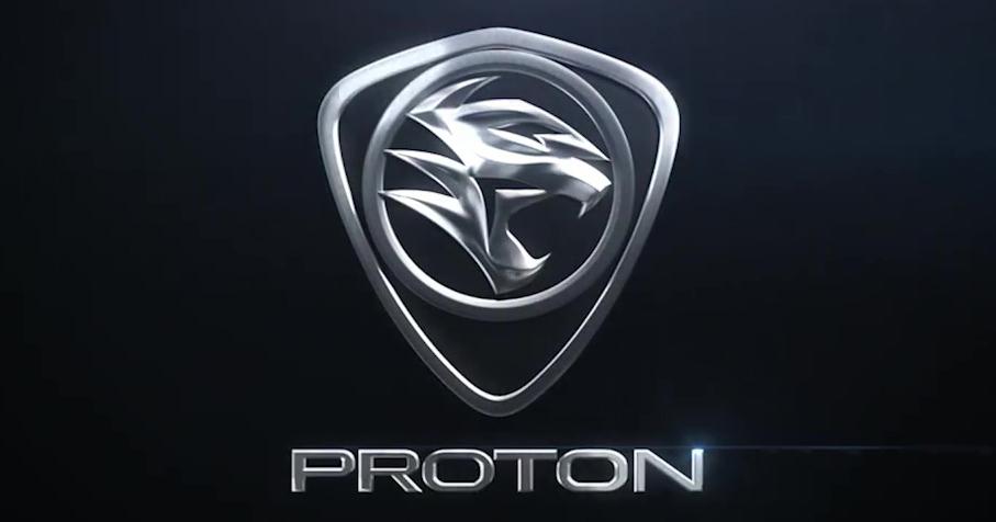 video proton dedah logo 3d baharu dan tagline it s in