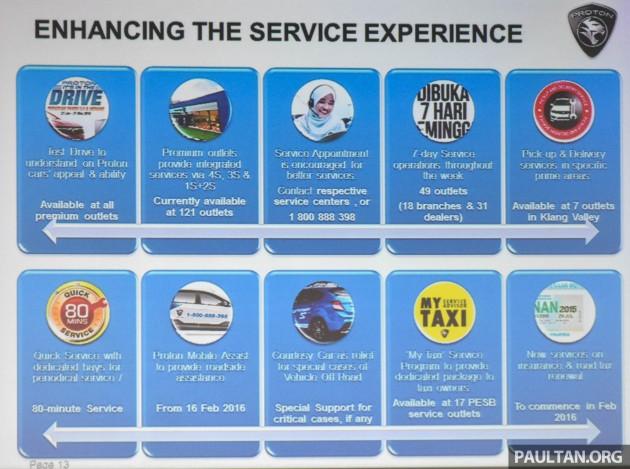 Proton upgrades customer service 1