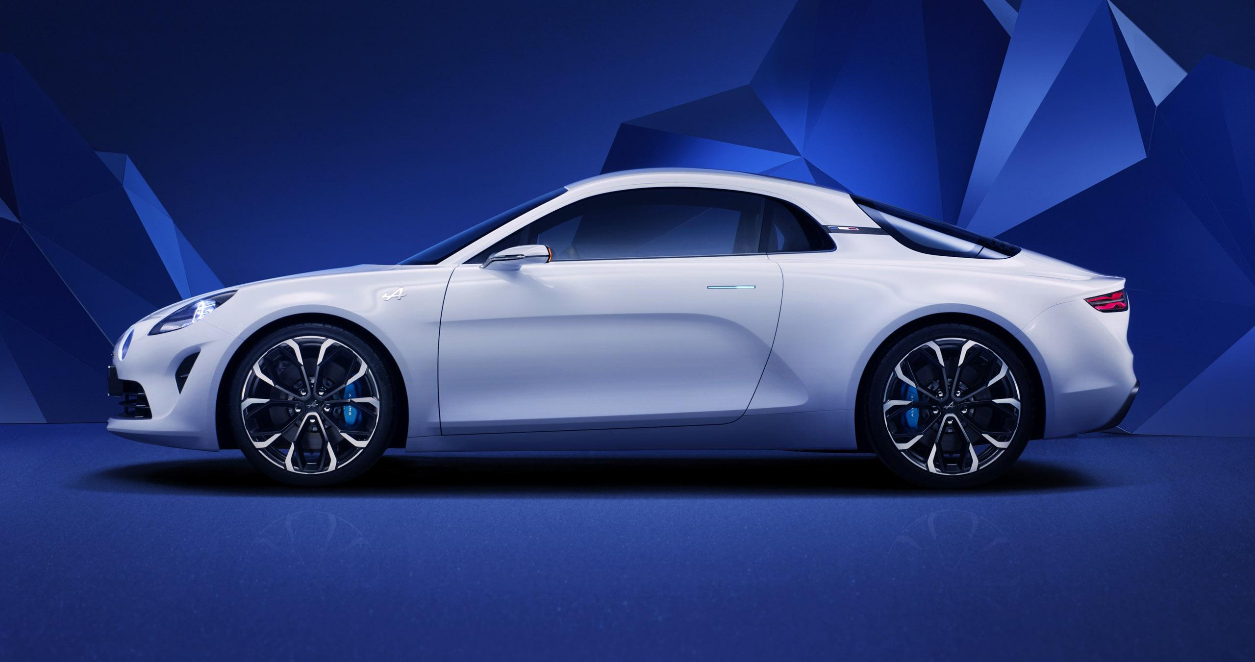 Renault Alpine Vision Previews Porsche Cayman Rival Paul