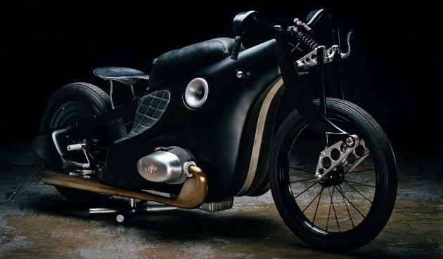Revival Cycles Henne BMW Landspeeder 3