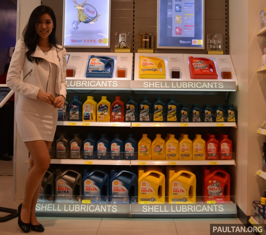 Shell Malaysia unveils all-new Shell Select store in PJ – first of 30 new retail concept stations nationwide Image #447218