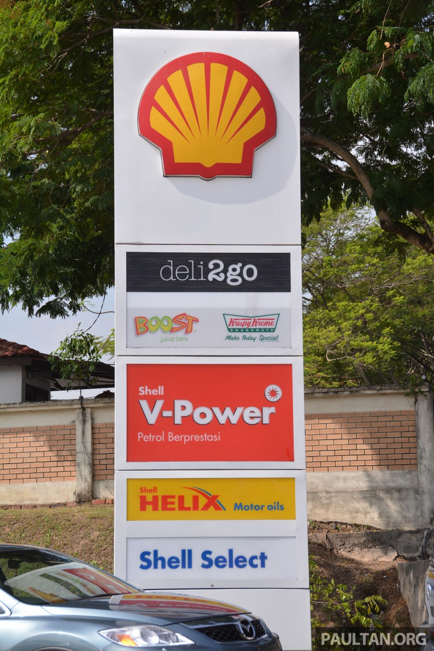 Shell Malaysia unveils all-new Shell Select store in PJ – first of 30 new retail concept stations nationwide Image #447217