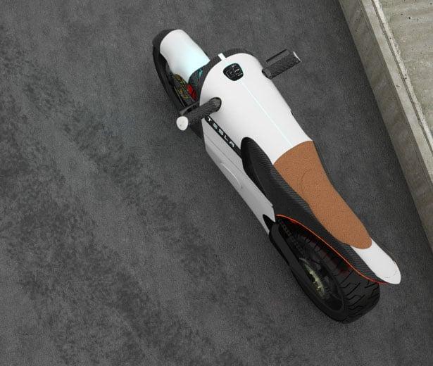 Proposed Tesla e-Bike design concept by Serrano Image #448776