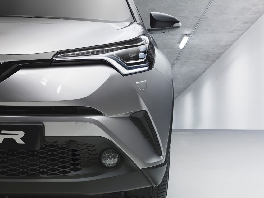 Toyota C-HR in production form leaked ahead of debut Image #449921