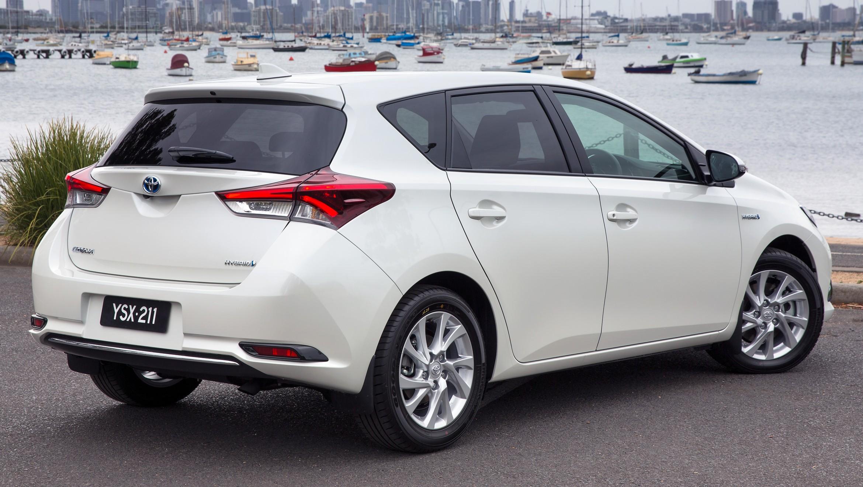 Toyota Corolla Hybrid – an Auris Hybrid for Australia Paul ...