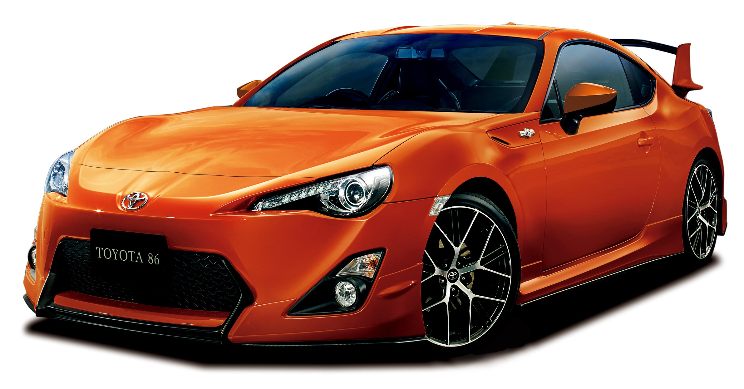 toyota 86 gt aero package goes on sale in japan. Black Bedroom Furniture Sets. Home Design Ideas