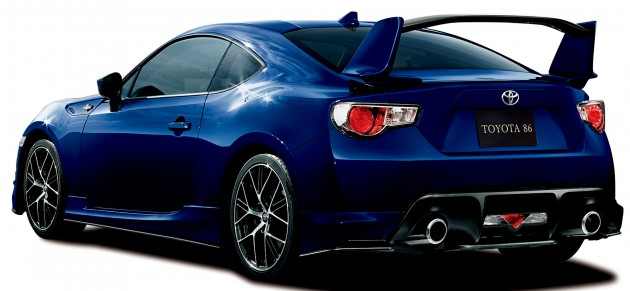 Toyota 86 Gt Aero Package Goes On Sale In Japan