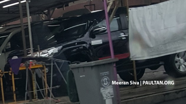 SPYSHOTS: 2016 Toyota Hilux spotted in Malaysia!