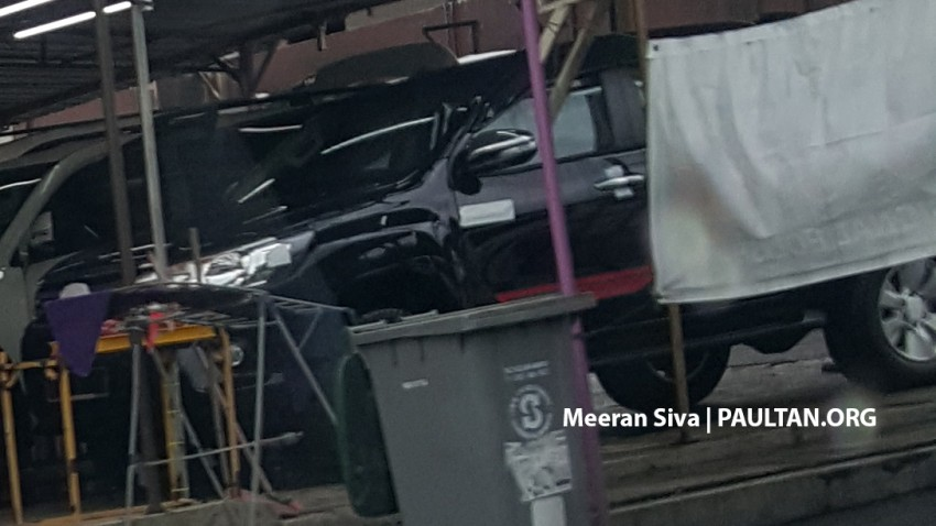 SPYSHOTS: 2016 Toyota Hilux spotted in Malaysia! Image #438962