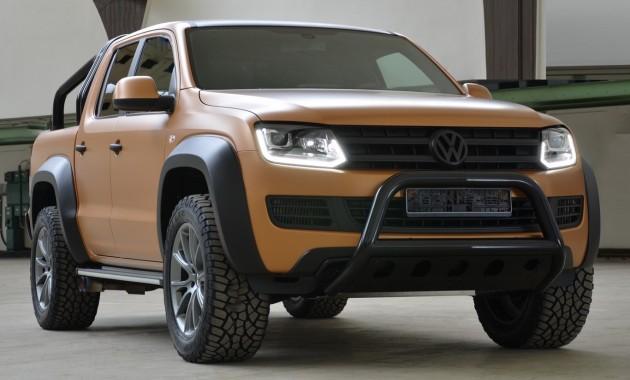 Volkswagen Amarok V8 Passion Desert by MTM-01