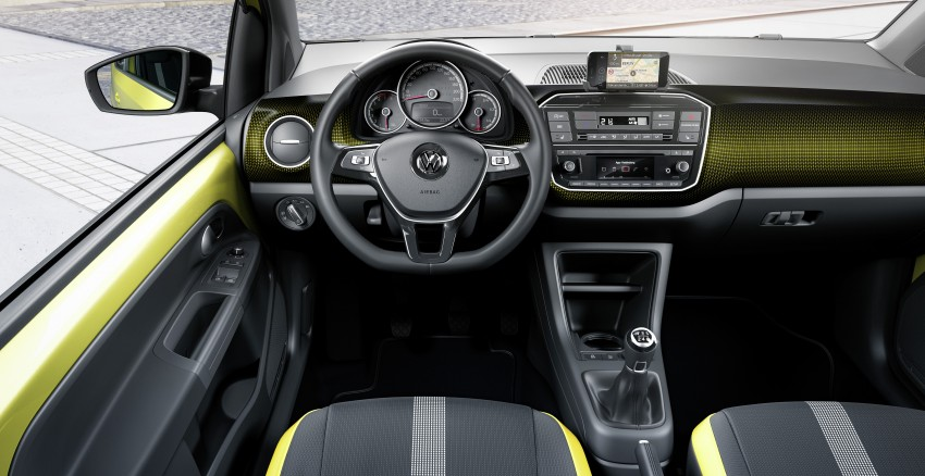 Volkswagen up! facelift unveiled with new 1.0 TSI mill Image #445971