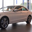 W205 Mercedes-Benz C200 Exclusive Malaysia  002