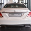 W205 Mercedes-Benz C200 Exclusive Malaysia  007