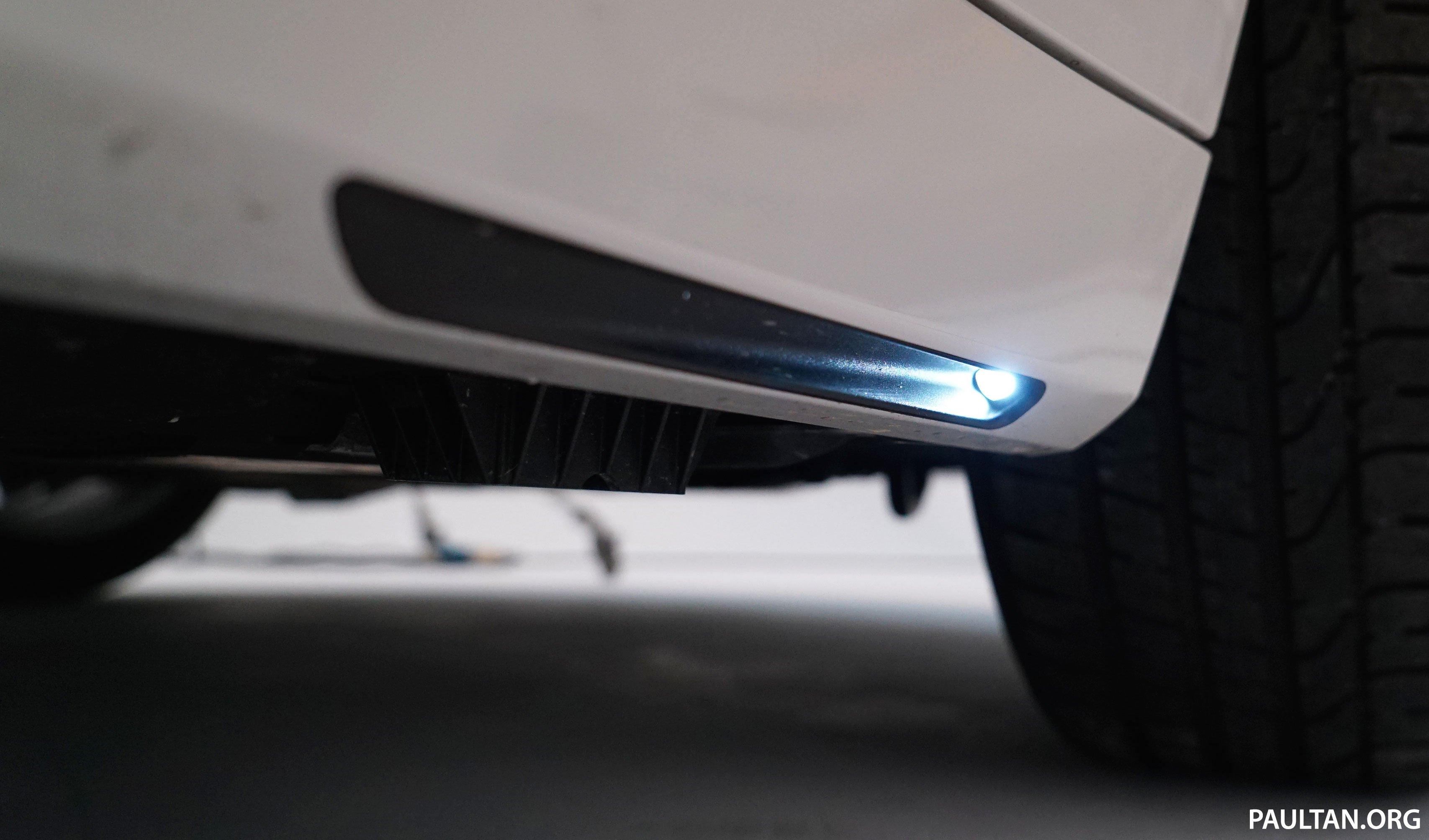 Bmw Welcome Light Carpet 4 Paul Tan S Automotive News