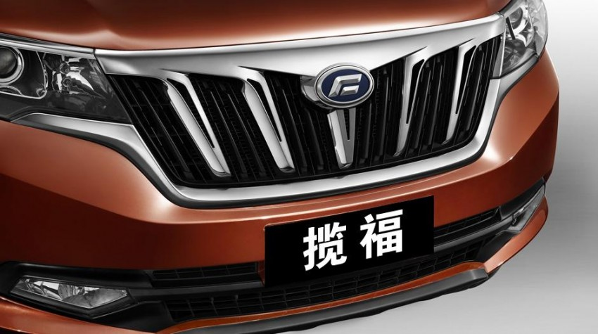 New Malaysian brand SAF to launch April – Striker pick-up and Landfort SUV based on Foday models Image #450816