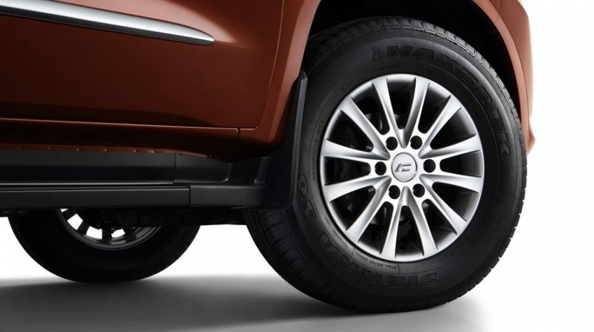 New Malaysian brand SAF to launch April – Striker pick-up and Landfort SUV based on Foday models Image #450818