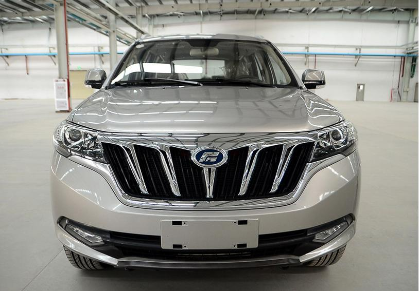 New Malaysian brand SAF to launch April – Striker pick-up and Landfort SUV based on Foday models Image #450828