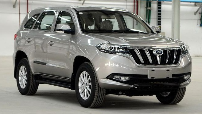 New Malaysian brand SAF to launch April – Striker pick-up and Landfort SUV based on Foday models Image #450832