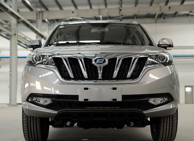 New Malaysian brand SAF to launch April – Striker pick-up and Landfort SUV based on Foday models Image #450835