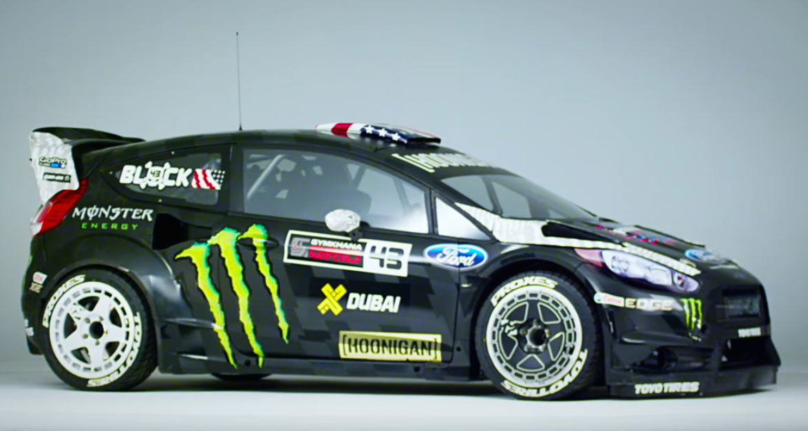 gymkhana eight to air feb 29 new fiesta st revealed. Cars Review. Best American Auto & Cars Review