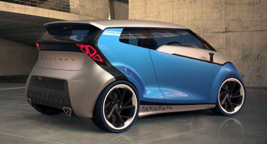 MIMOS concept vehicle set to enter Red Dot Awards Image #436707