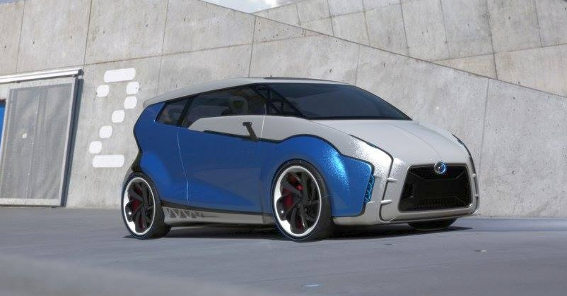 MIMOS concept vehicle set to enter Red Dot Awards Image #436704