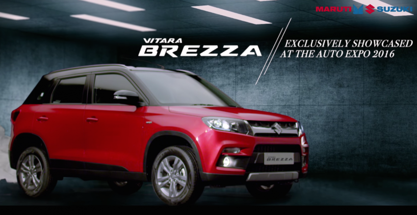 VIDEO: Maruti Suzuki Vitara Brezza TVC released Image #449665