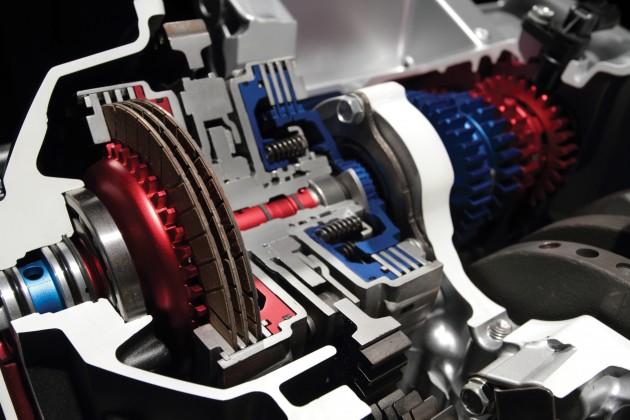 2014 Honda CTX Technology.