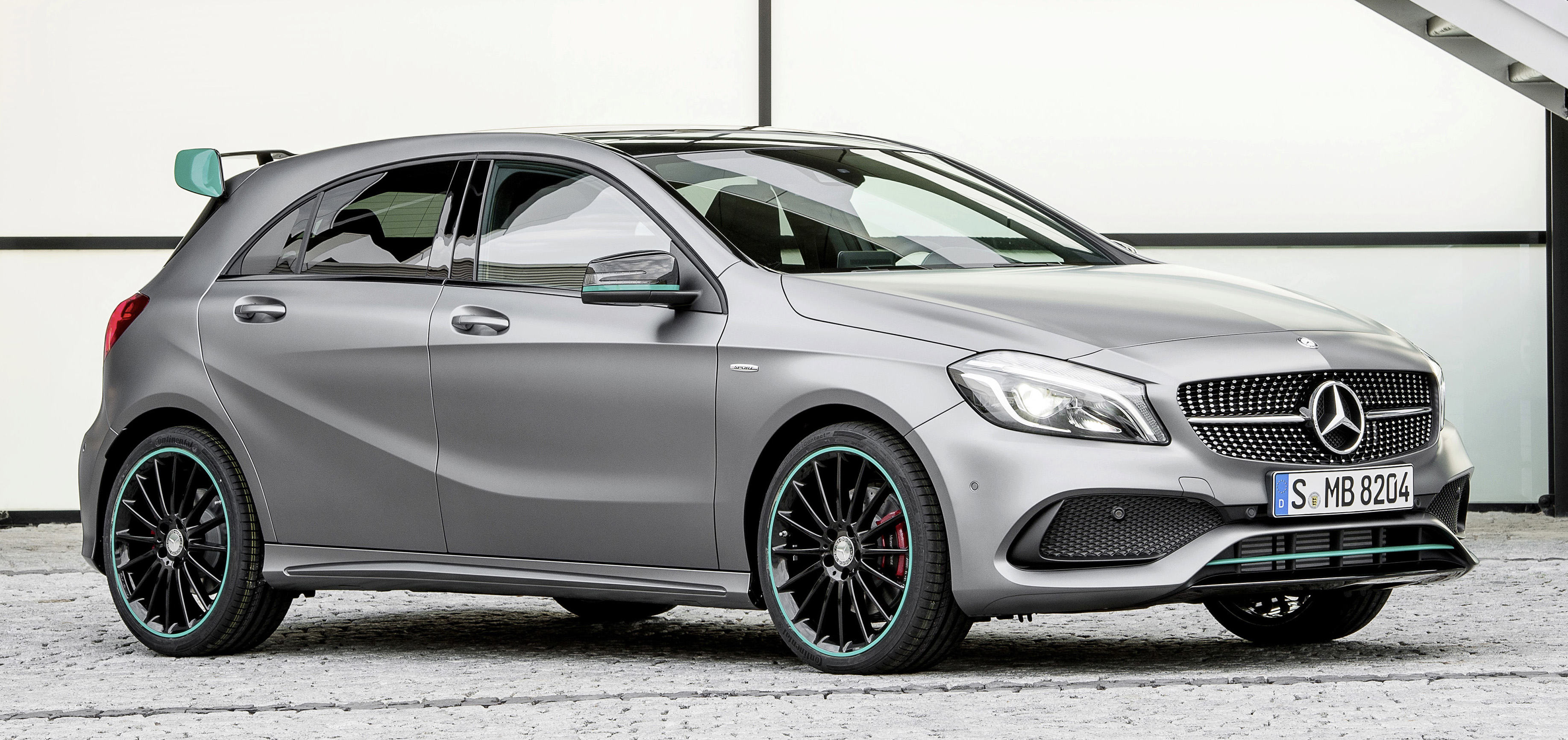 Mercedes benz a250 motorsport edition rm257k for Mercedes benz motorsport