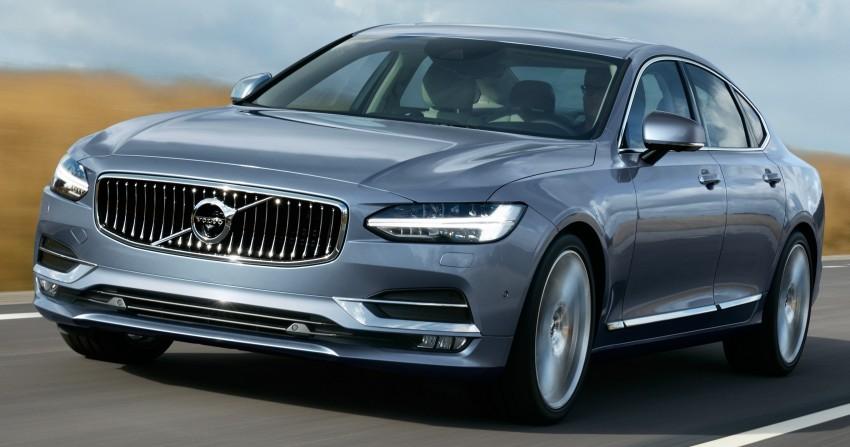Volvo V90, S90, dan XC90 bakal dikuasakan dengan enjin 1.5 liter T5 Twin Engine berkuasa lebih 250 hp Image #455535