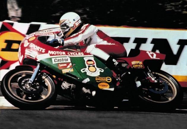 1978 Mike Hailwood Isle of Man TT Ducati 900SS