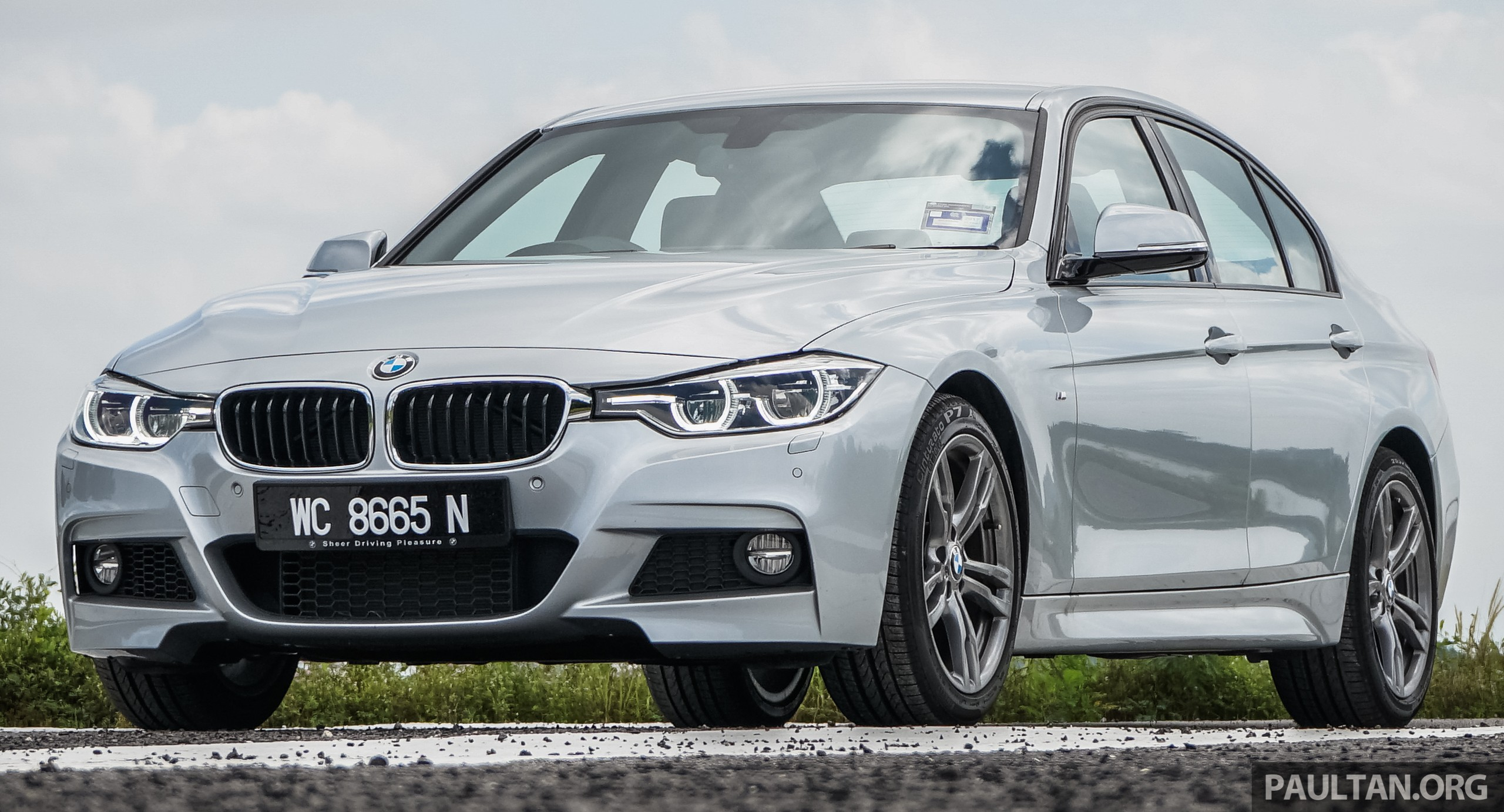 Bmw 320i Modified >> DRIVEN: 2016 BMW 330i – can the best still keep up? Paul Tan - Image 468339