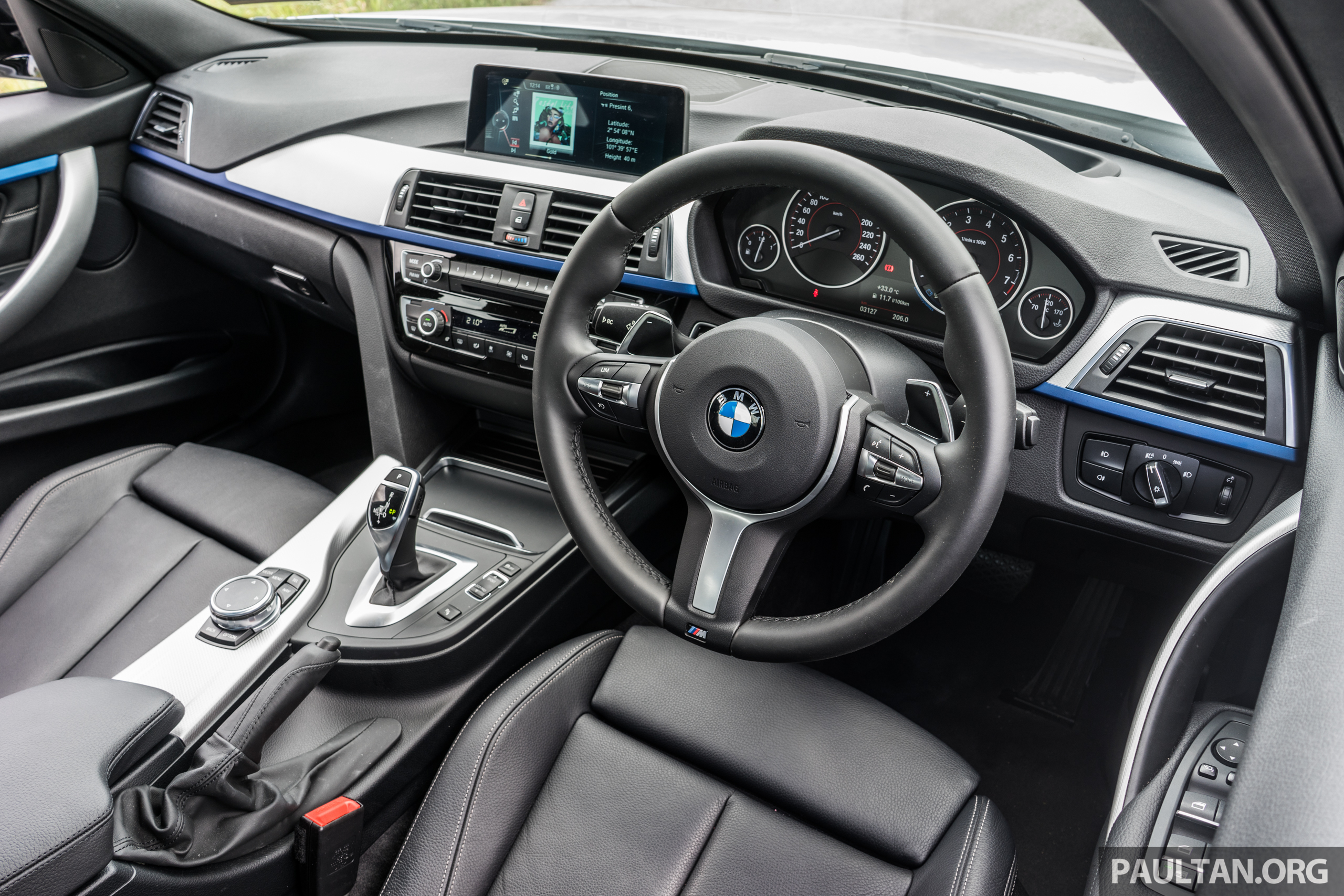 Driven 2016 Bmw 330i Can The Best Still Keep Up Paul Tan Image 325i Start 468373