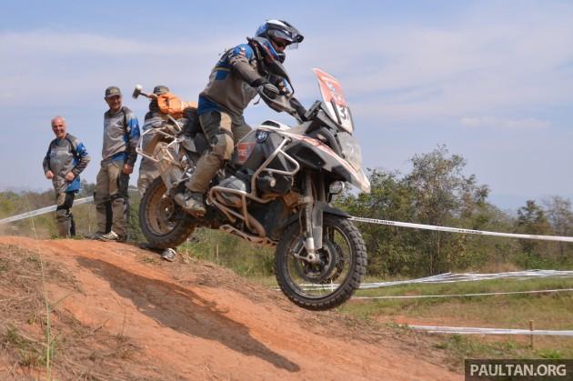 2016 BMW Motorrad GS Trophy Chiangmai -21