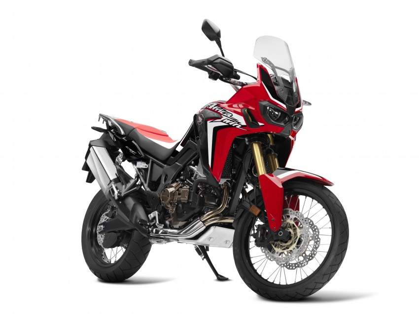 Honda Africa Twin Adventure Sports concept preview Image #464149