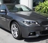 2016 F10 BMW 528i M Sport LCI Malaysia  001