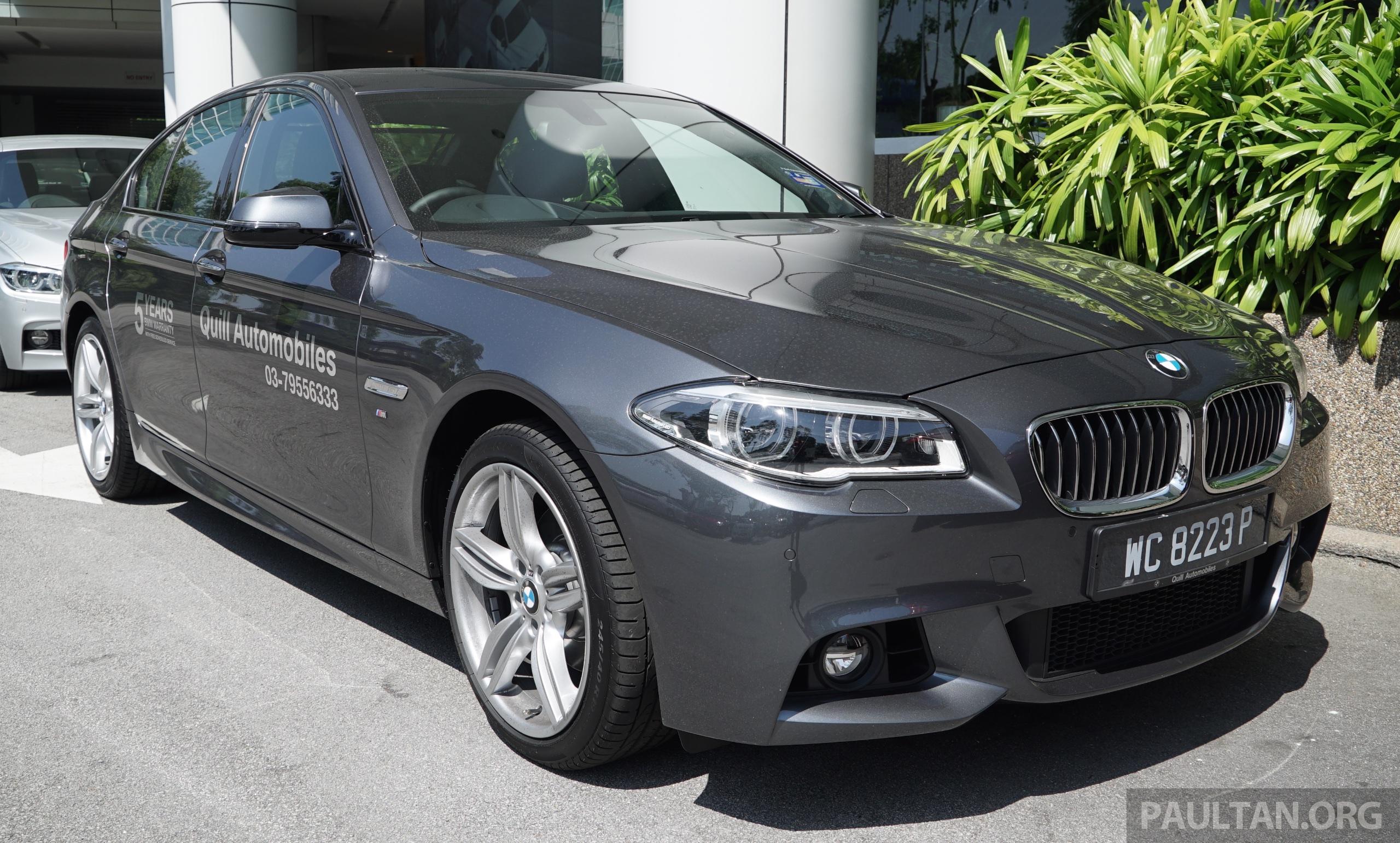 2016 bmw 520d m sport 520i m sport 528i m sport all updated in malaysia eev prices from rm318k. Black Bedroom Furniture Sets. Home Design Ideas