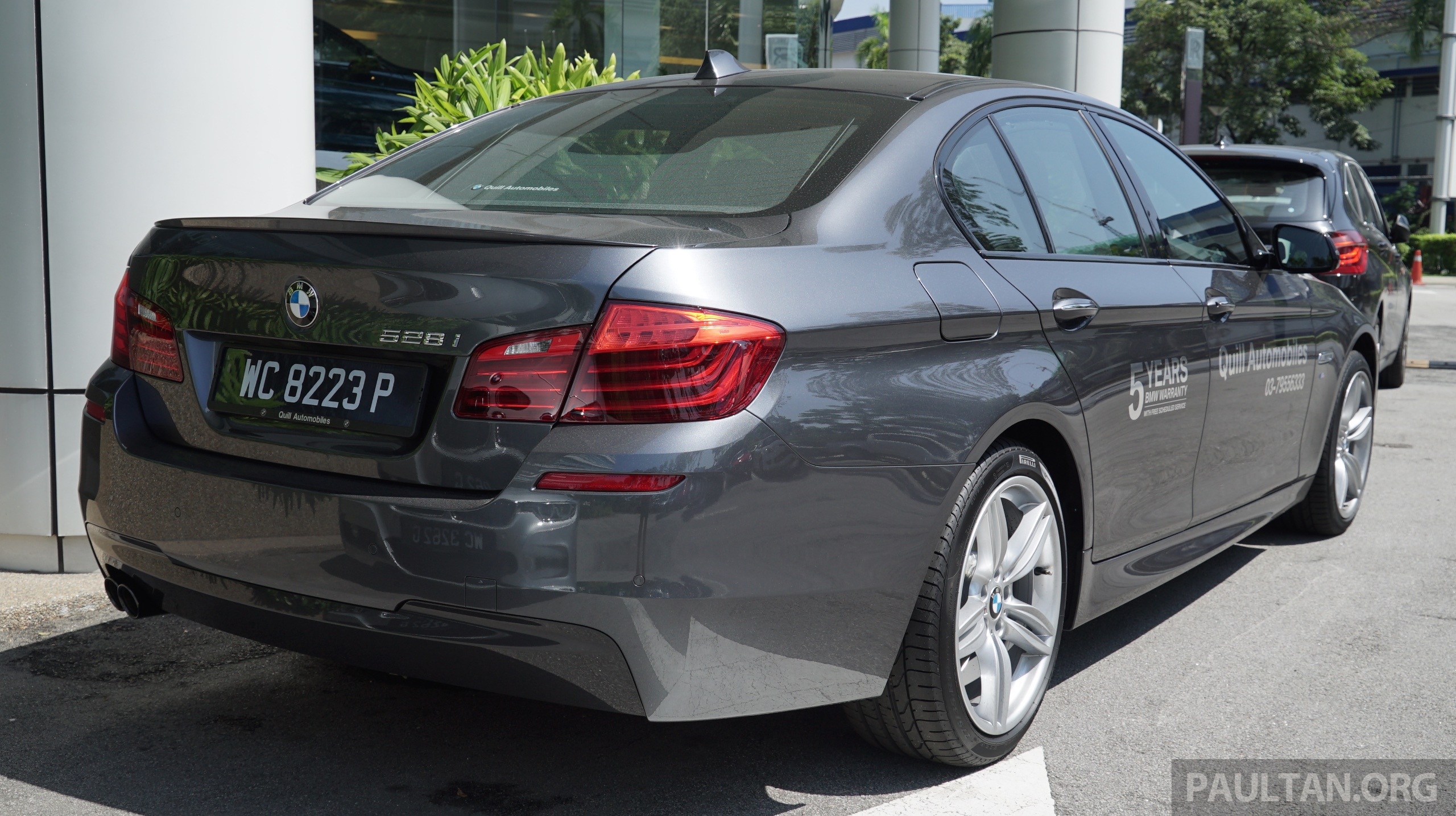 2016 Bmw 520d M Sport 520i M Sport 528i M Sport All Updated In Malaysia Eev Prices From