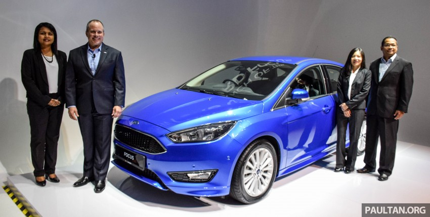 C346 Ford Focus facelift launched in Malaysia – Trend, Sport+ hatch and Titanium+ sedan, from RM119k Image #458234