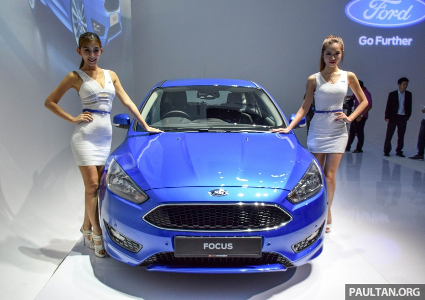 C346 Ford Focus facelift launched in Malaysia – Trend, Sport+ hatch and Titanium+ sedan, from RM119k Image #458239