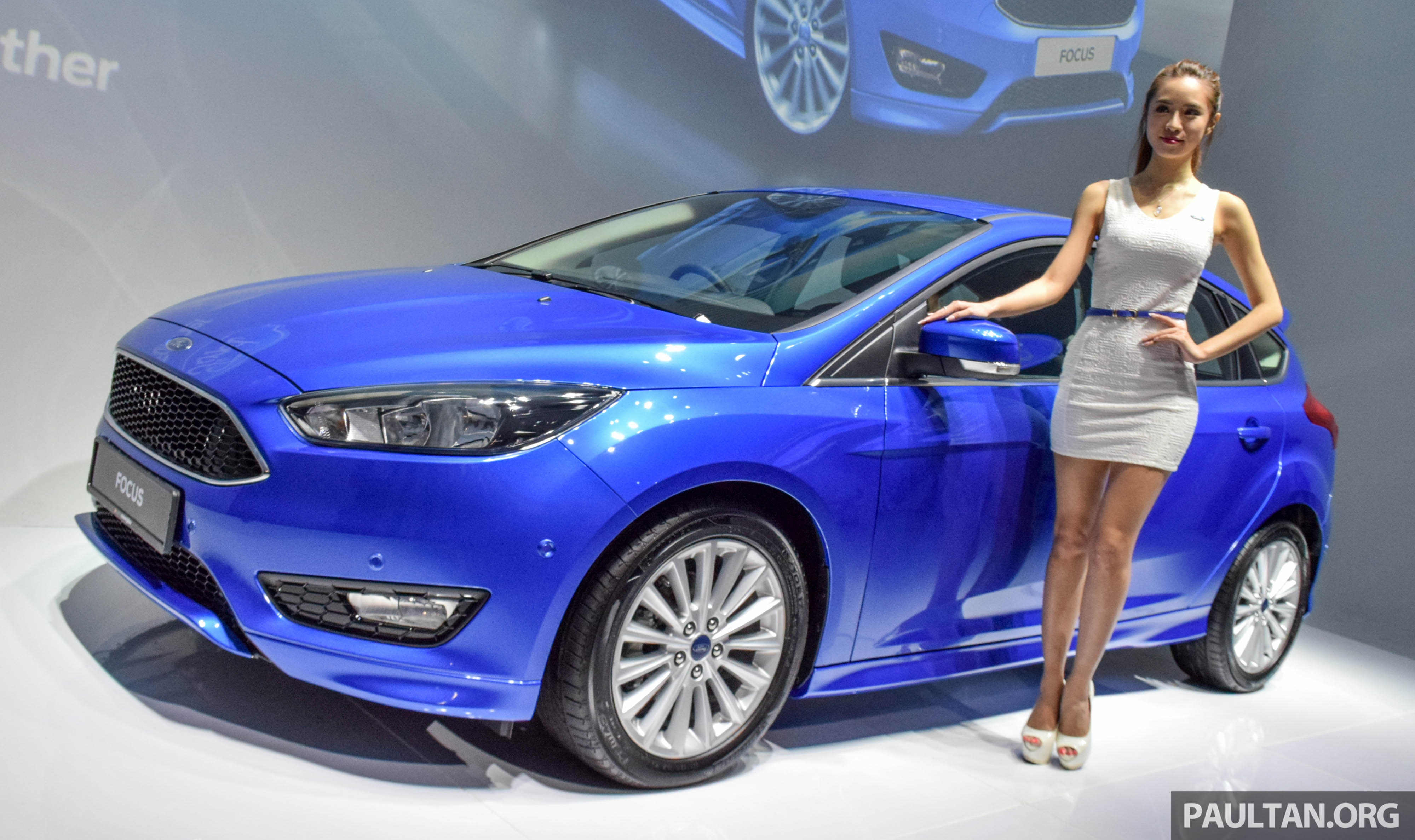 Ford Focus Sport >> C346 Ford Focus facelift launched in Malaysia – Trend, Sport+ hatch and Titanium+ sedan, from ...