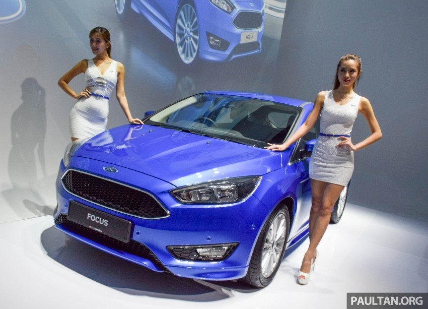 C346 Ford Focus facelift launched in Malaysia – Trend, Sport+ hatch and Titanium+ sedan, from RM119k Image #458236