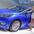 2016 Ford Focus facelift launch 5
