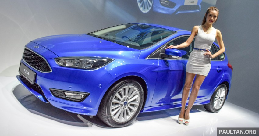 C346 Ford Focus facelift launched in Malaysia – Trend, Sport+ hatch and Titanium+ sedan, from RM119k Image #458248