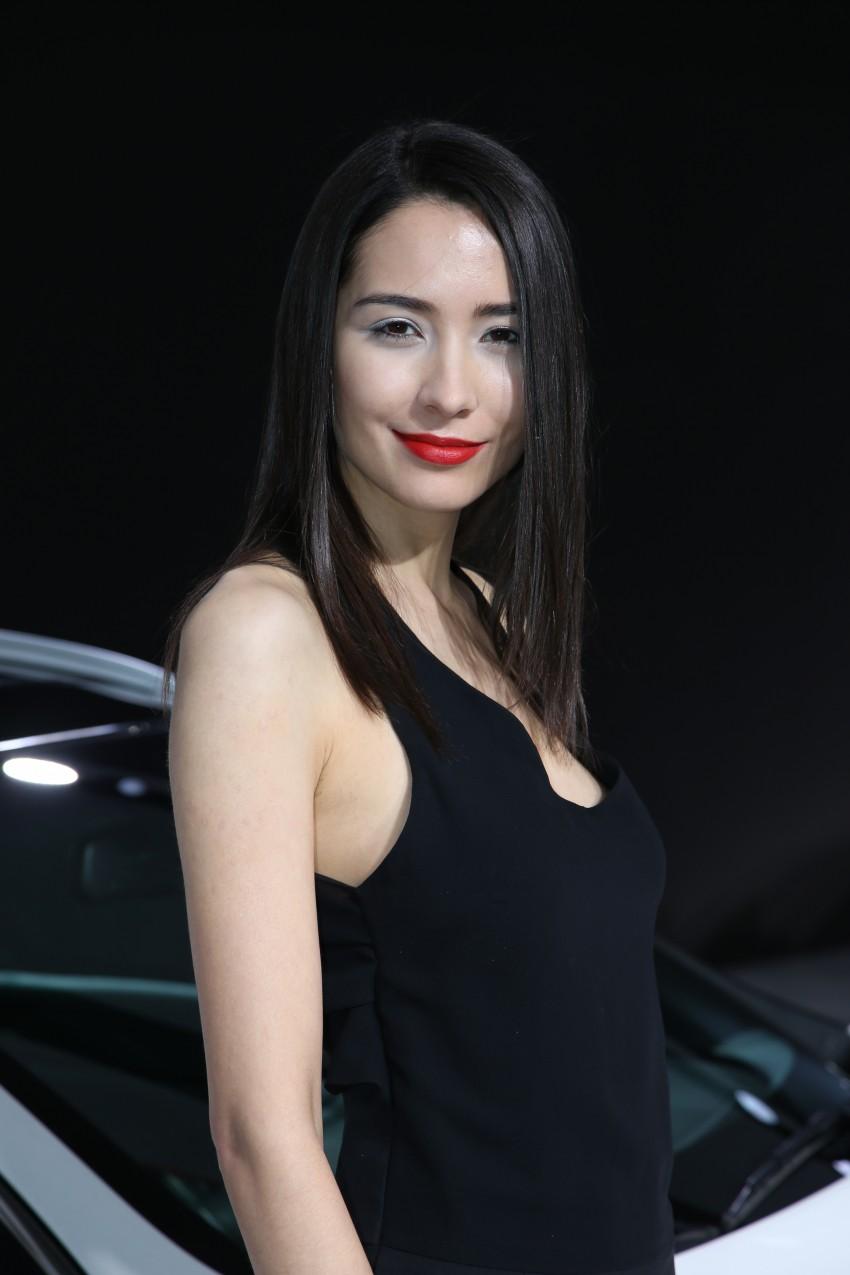 2016 Geneva Motor Show – beautiful cars and girls Image #454492