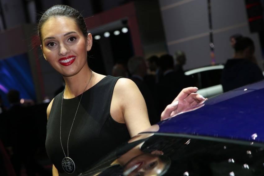 2016 Geneva Motor Show – beautiful cars and girls Image #454505