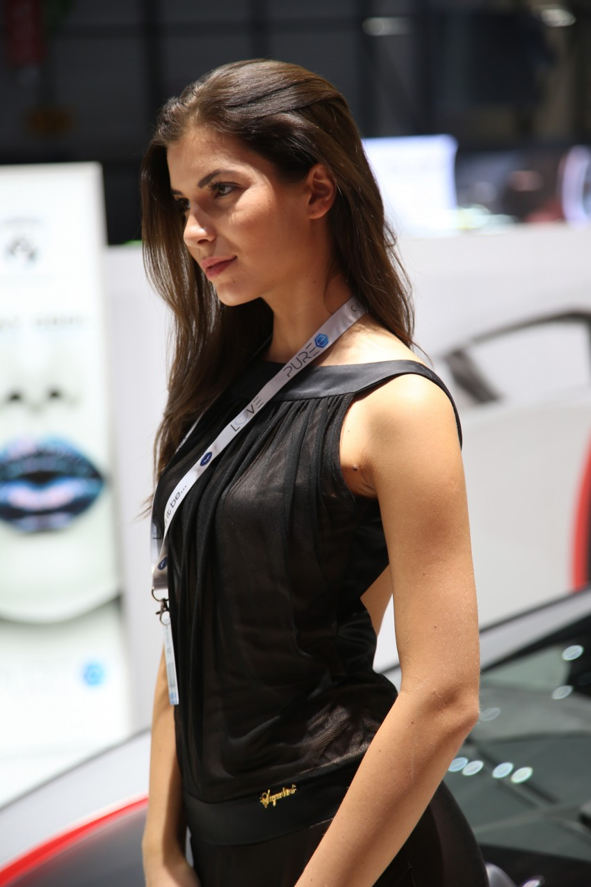 2016 Geneva Motor Show – beautiful cars and girls Image #454510